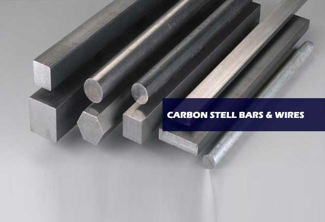 carbon steel round bars supplier in india